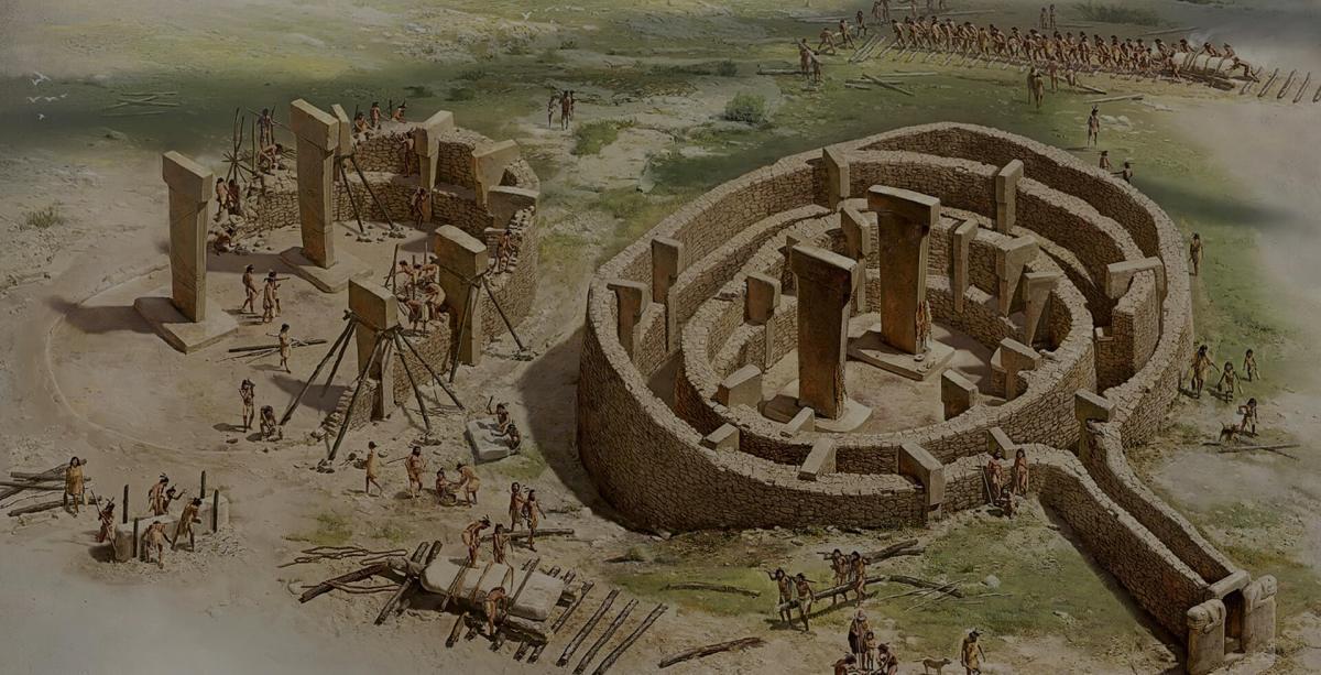 Karahan hill ancient site; Sister of Göbeklitepe site